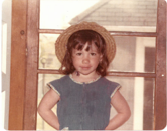 Me (age 4)
